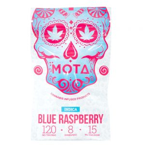 Buy Mota Blueraspberry Indica Online