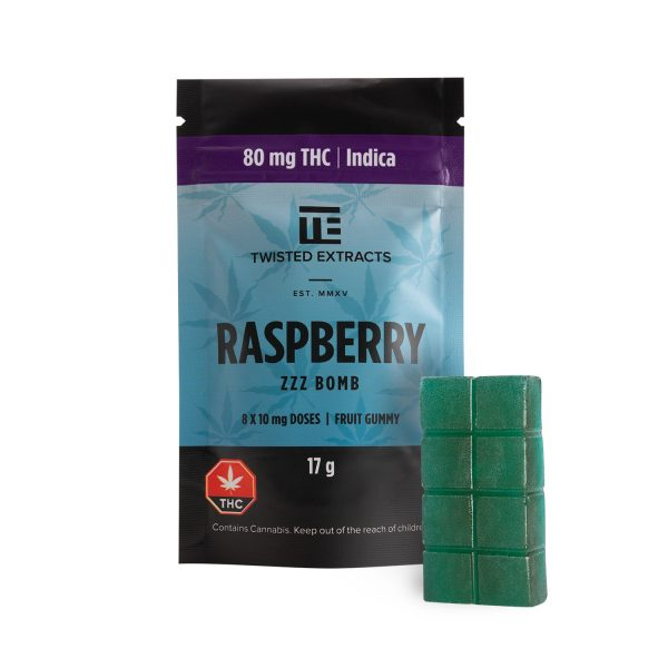 Buy Blue Raspberry Jellybombs Online