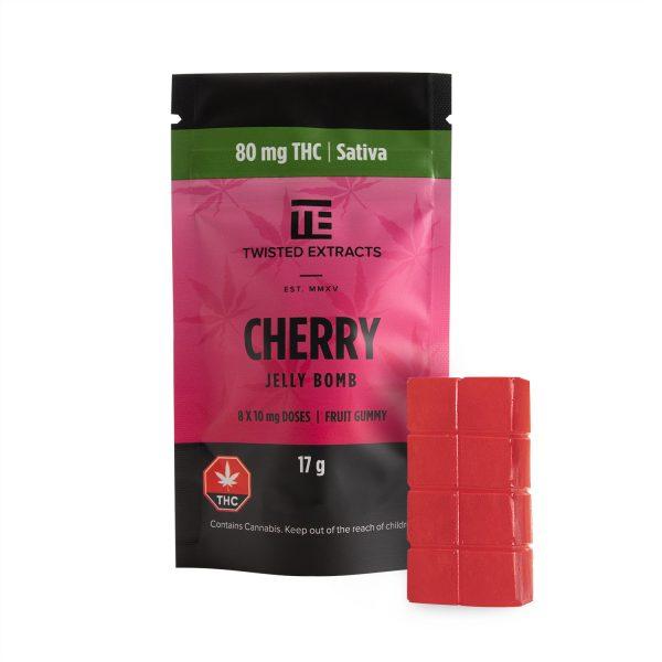 Buy Cherry Jellybombs Online